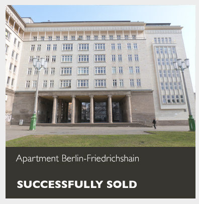 Apartment Berlin-Friedrichshain