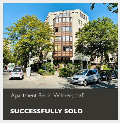 Apartment Berlin-Wilmersdorf