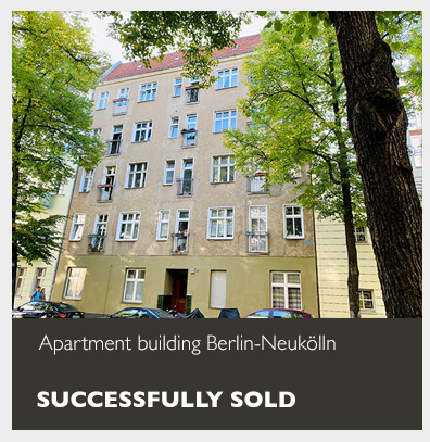 Apartment building Berlin-Neukölln