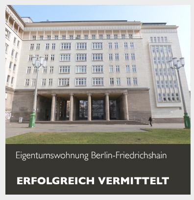 Eigentumswohnung Berlin-Friedrichshain