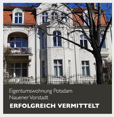 Eigentumswohnung Potsdam Nauener Vorstadt