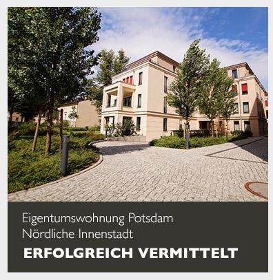Eigentumswohnung Potsdam Nördliche Innenstadt