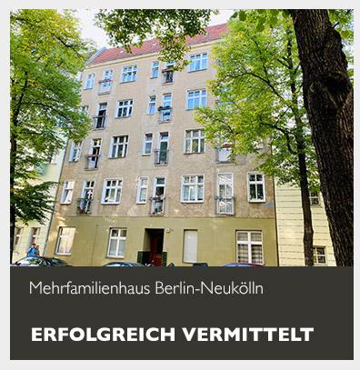 Mehrfamilienhaus Berlin-Neukölln